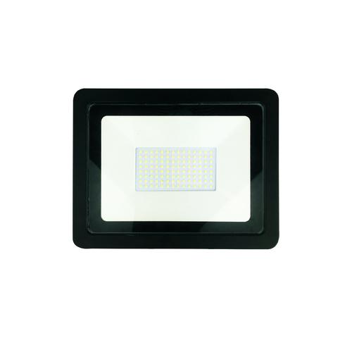 Proiector LED negru 200 W. Culoare: 4500 K IP65