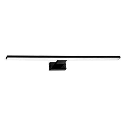 Lampă de perete neagră Shine Black 13,8 W LED IP44