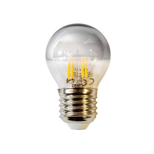 Bec cu filament cu LED G45 E27 de 4 W