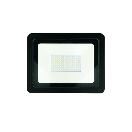 Proiector LED negru de 150W. Culoare: 6000K IP65