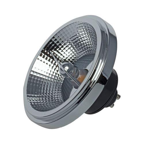 Ar111 12 W Gu10 3000 K / Bec negru cu reflector
