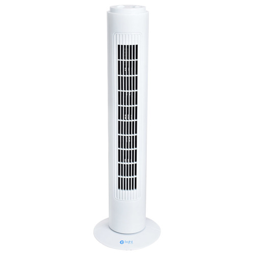 "Ventilator permanent Eko Light 29 ""Tower White"