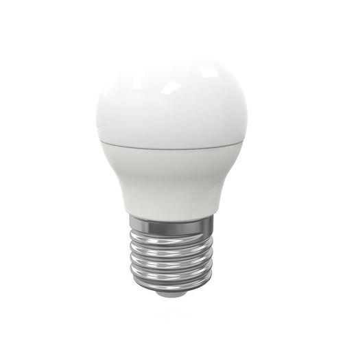 Bec LED E27 G45 de 5W. Culoarea rece