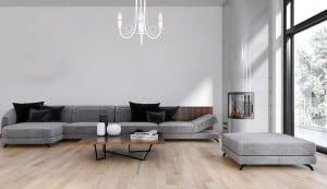 Lampa de perete perlată albă small 4