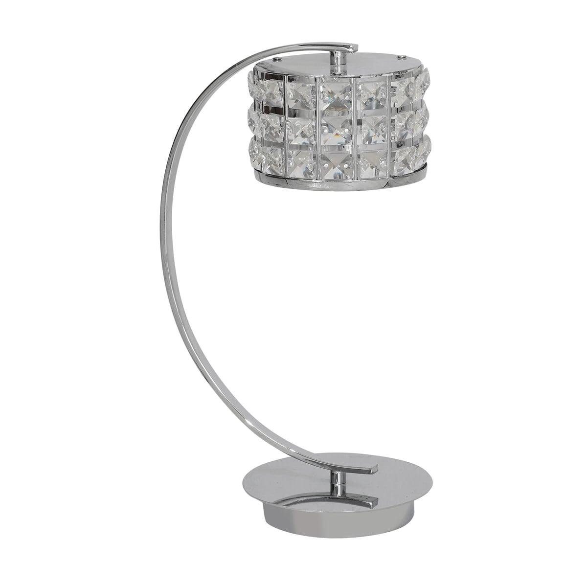 Lampa de birou Milagro ALEX 173 Chrome 5W