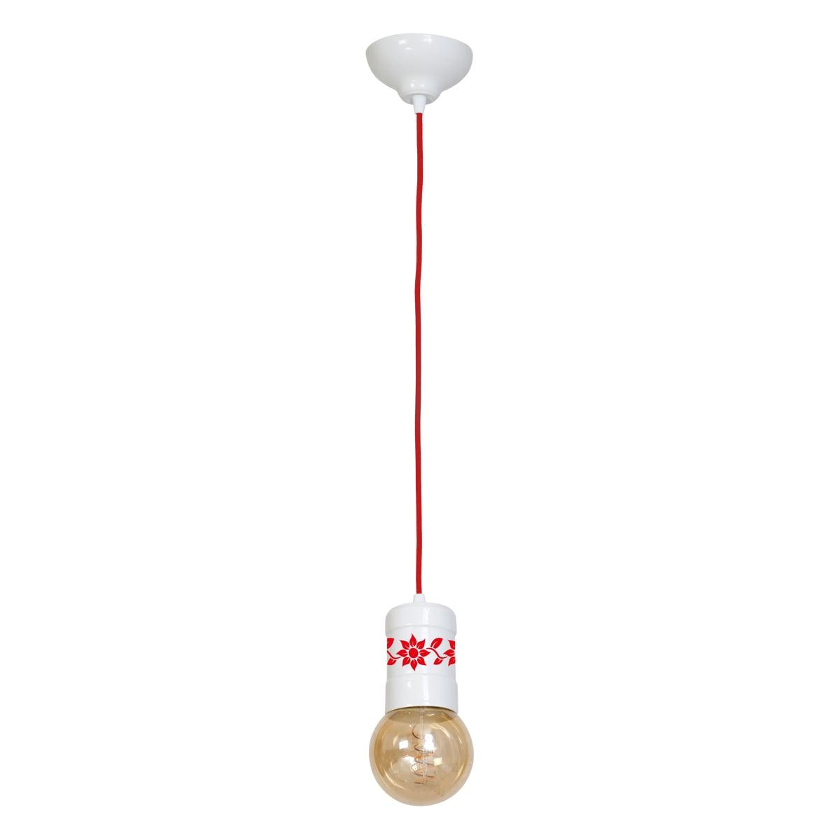 Lampa suspendată Milagro AMELIE 557 Multi 1xE27 40W
