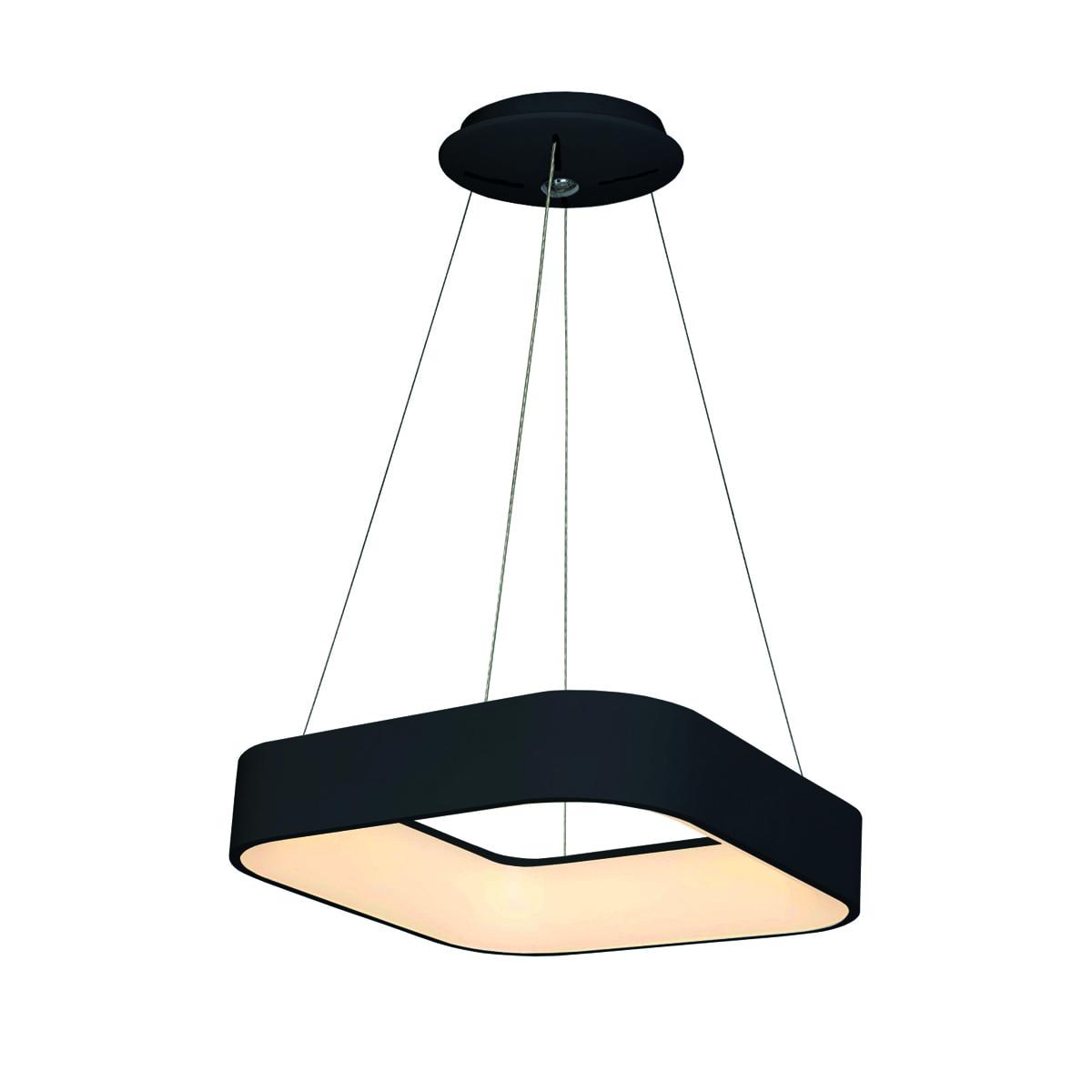 Lampa suspendată Milagro ASTRO 570 Negru mat 24W