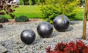 Balon decorativ pentru grădină. Alegerea culorilor 22 cm small 11