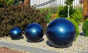 Balon decorativ pentru grădină. Alegerea culorilor 22 cm small 5