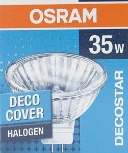 Bec Halogen OSRAM Decostar 12V GU5,3 35W DECO small 1
