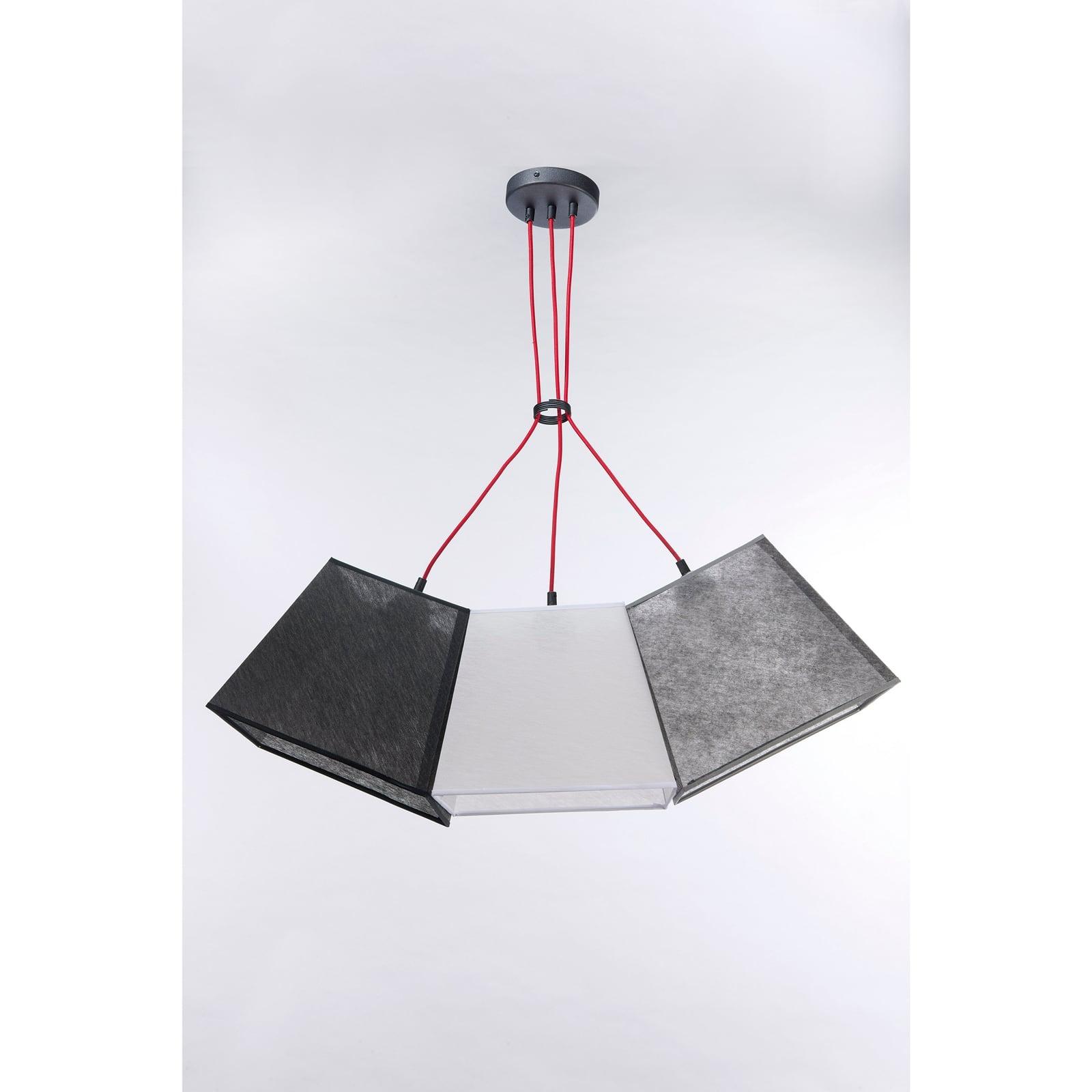 Lampa suspendată WERDER 3 Nr. 3227