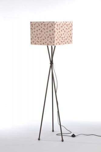 Lampa ROSE permanentă pătrat nr. 2488