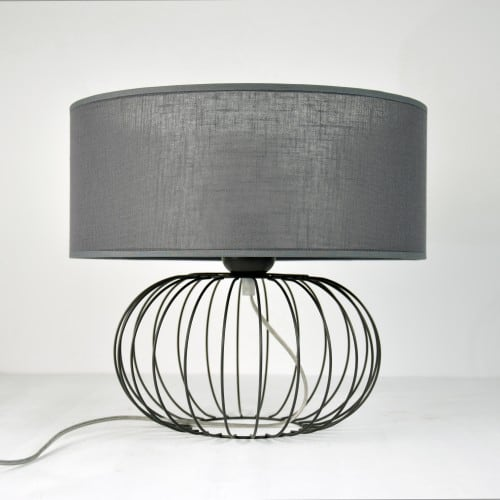 Lampa de noapte SMALL BALL GREY NR 2497
