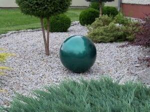 Culoare decorativă cu bilă de grădină Alegere 38 cm small 13