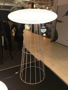 Lampa de picioare alternativă (148 cm) - OZN small 1