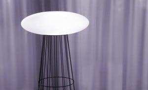 Lampa de picioare alternativă (148 cm) - OZN small 0