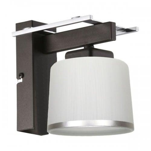 Lampa de perete 1-pł. Bronz GRANIT