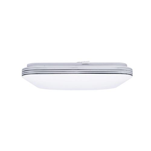 Lampă de plafon cu LED de 72 W, regulabilă cu telecomandă