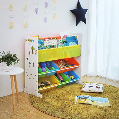 Bibliotecă pentru copii TOY GKR03W