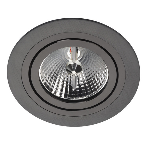 Negru Alcazar 140.BB Downlight