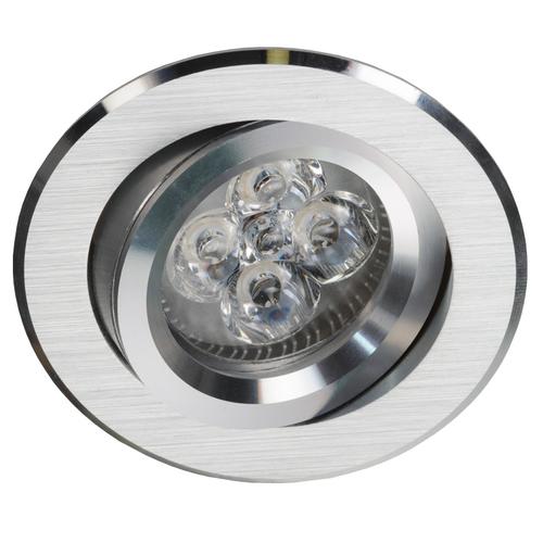 Spot rotund argintiu Alcoy 540.SC