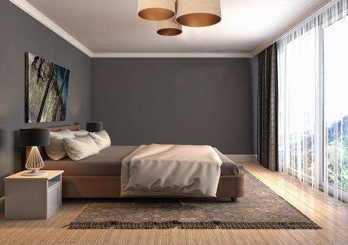 Lampă de tavan modernă pentru sufragerie - țesătură Elements 60W E27 bej / auriu din velur