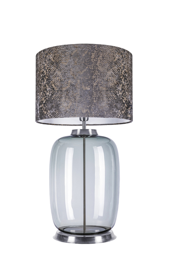 Lampă de masă cu abajur - Laut Table Famlight SPIRIT GREY E27 60W decor