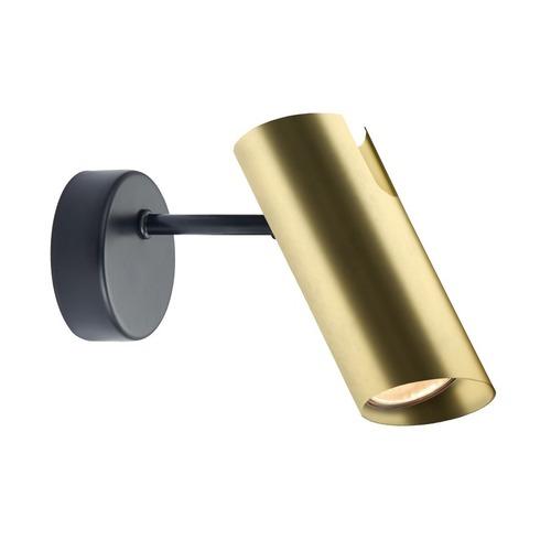 Aplica de perete Futuro 1 auriu / negru
