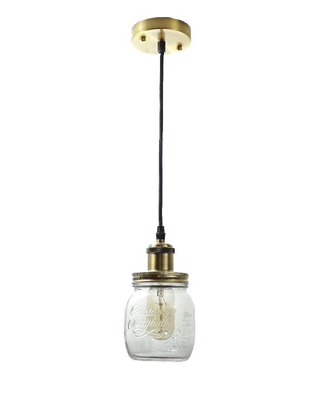 Jar pentru lampă rustică Jaro-Light Small E27
