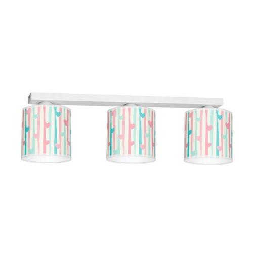 Lampă de tavan Lovely 3x E27