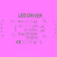 DRIVER MODUL LED 12-18W