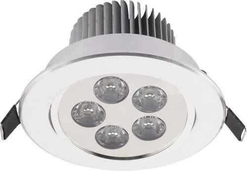 Corp de iluminat: DOWNLIGHT LED V SILVER