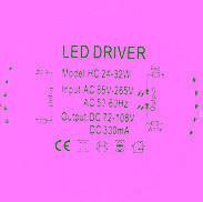 DRIVER MODUL LED 24-32W