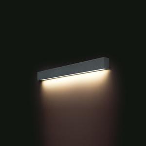 Corp de iluminat LED PERETE DIRECT GRAFIT M small 1