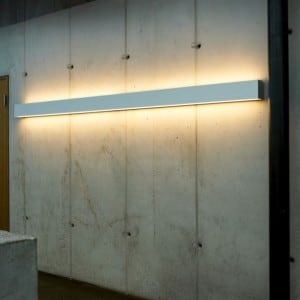 PLANLICHT Sconce cu 2 pereți duble 2x 28W 120cm small 2