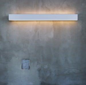 PLANLICHT Pura 2 sconce cu perete dublu 1x2x14 / 24W 60cm small 1