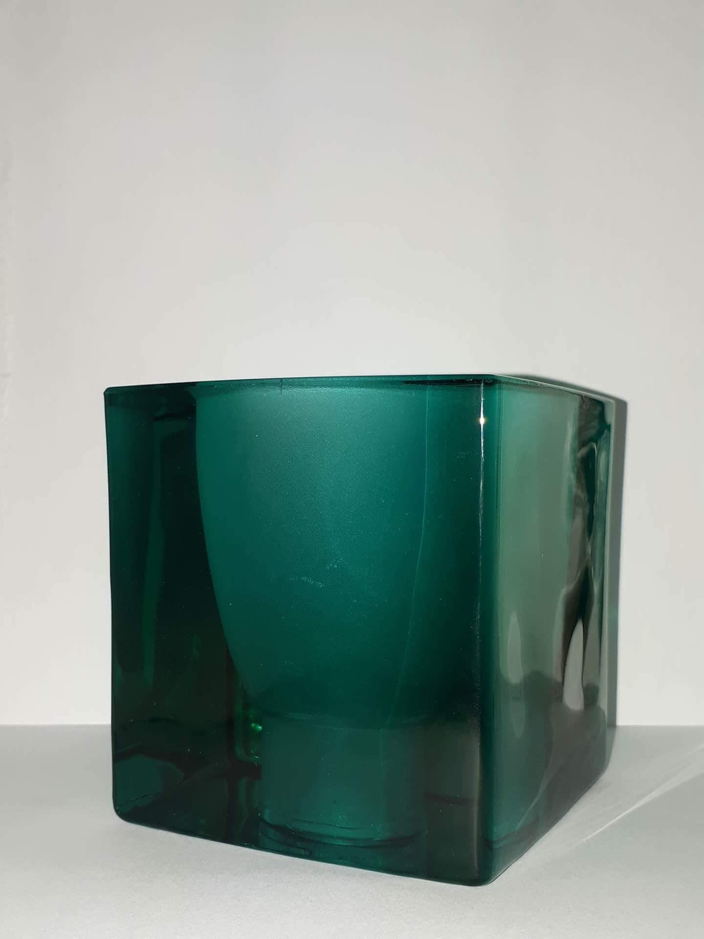 Lampa de abajur Cubetto Smarald