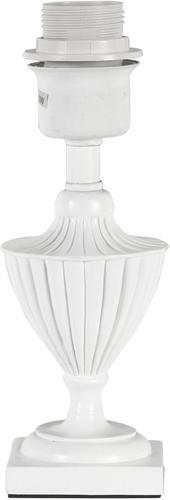 Lampă de masă Pollino Bază lampă albă 24cm - PR Home