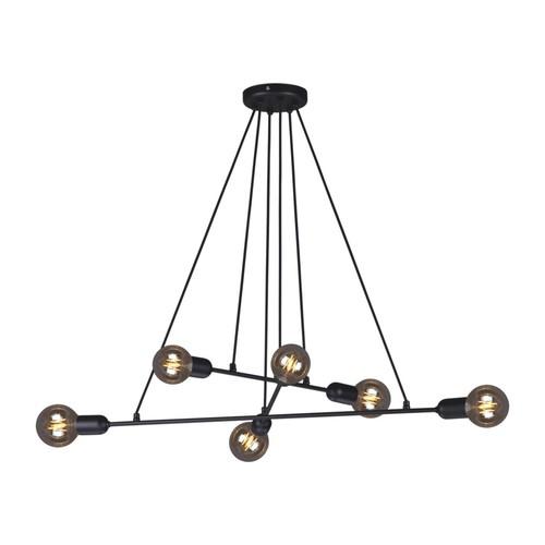 Lampă suspendată K-4381 din seria SITYA BLACK