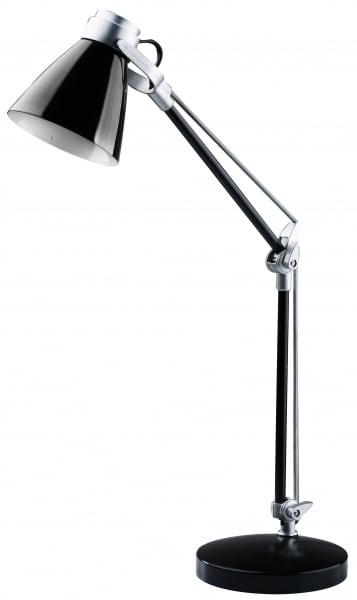 Lampa de birou Sophie 230V / 25W E14 negru