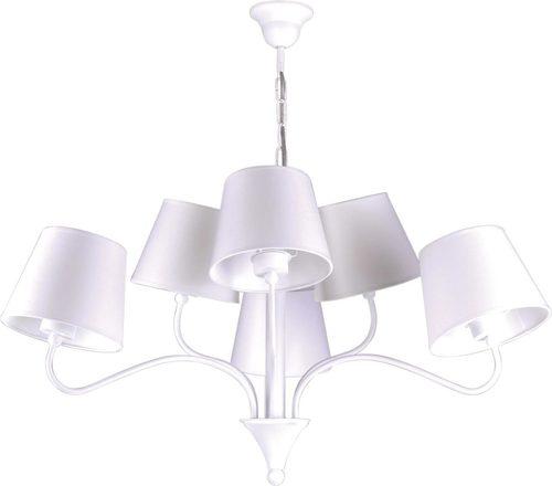 Lampă suspendată K-4020 din seria SIENA WHITE