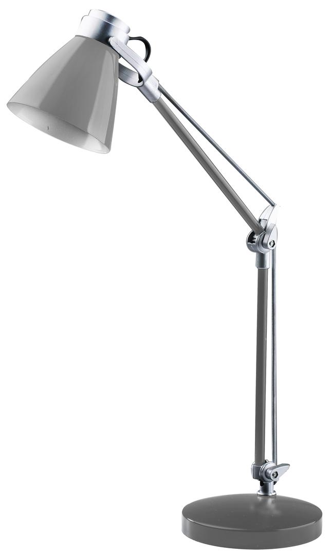 Lampa de birou Sophie 230V / 25W E14 gri