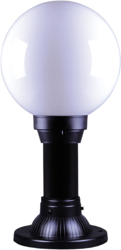 Lampă mică în aer liber K-ML-OGROD 200 0,2 KL. OPAL din seria ASTRID