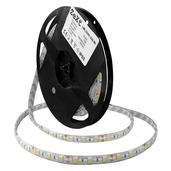 Bandă LED Modular liniar 300LED 5M IP64 5050 2700K