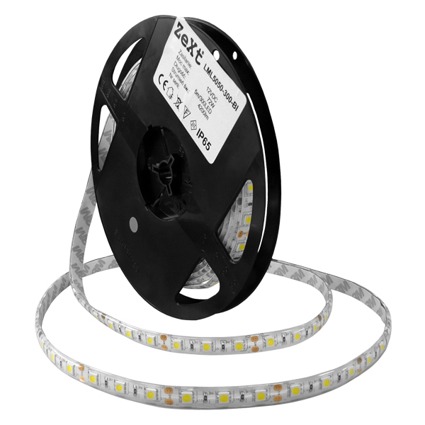 Bandă LED Modular liniar 300LED 5M IP65 5050 RGB