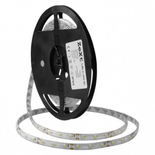 Bandă LED Modular liniar 300LED 5M IP65 6400K 230V cu mufă