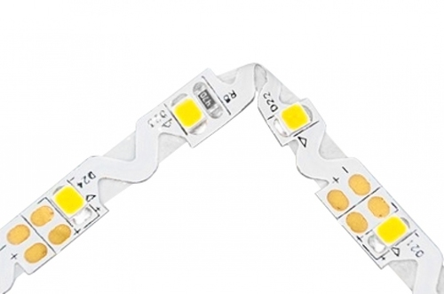 Bandă LED Modular liniar 300LED ZigZag 5m IP20 2700K