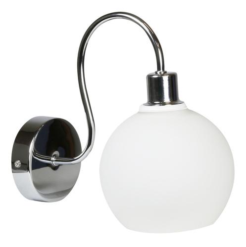 Nelda Lamp Lampă de perete 1X60W E14 Chrome