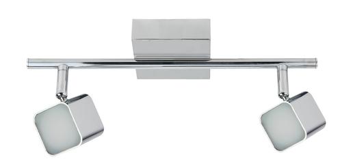 Lămpi de tavan Forma 2X4W Led Chrome Strip