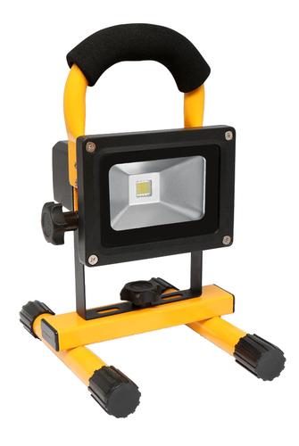 Lanternă LED portabilă 10W 6400K cu baterie